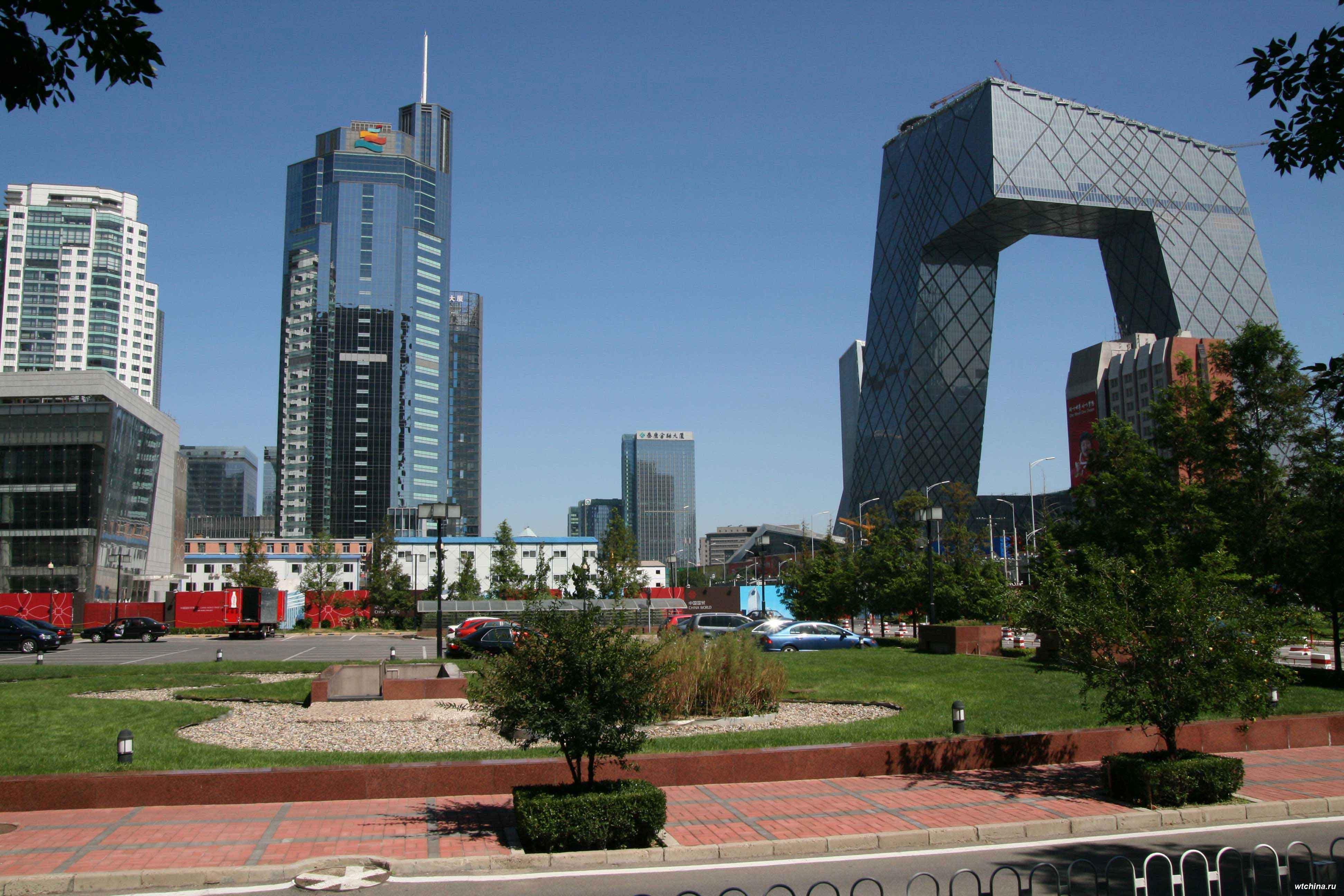 Пекин | Caravan tour